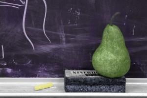 Chalkboard for Blog post
