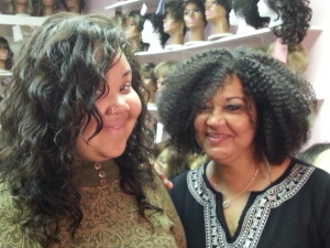Claudia & Gloria Marable - Shh! It's A Wig | Macon, GA